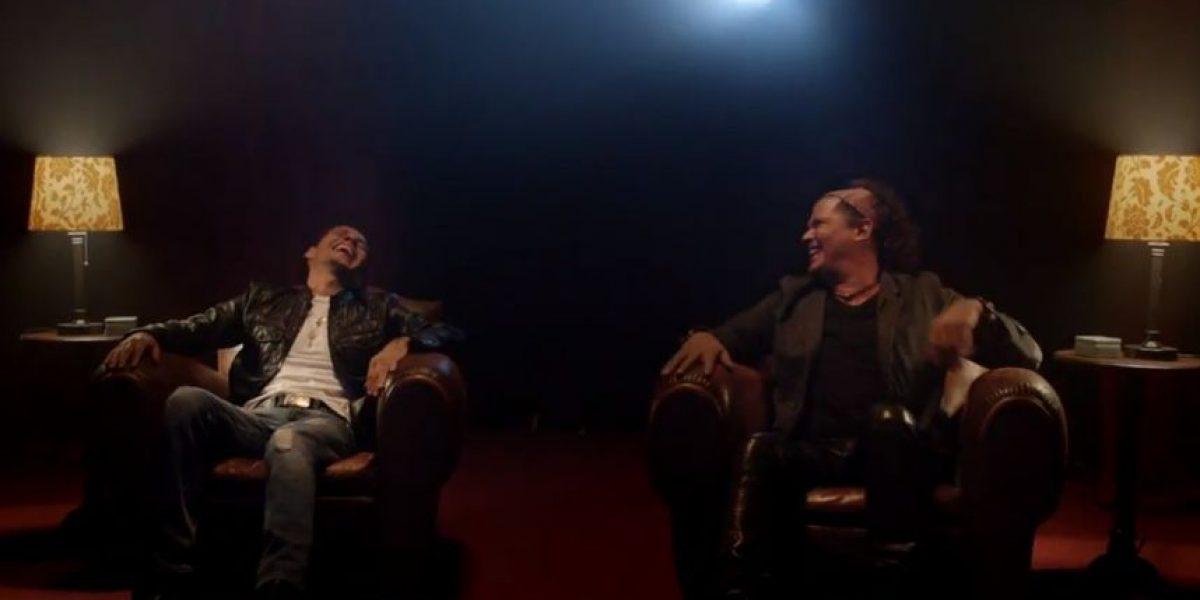 Video: Vean a Carlos Vives y Marc Anthony en