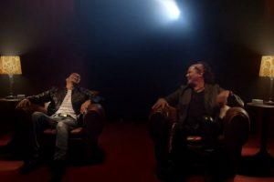 Carlos Vives y Marc Anthony hicieron una amistosa y divertida colaboración en 'Cuando nos volvamos a encontrar' Foto:Captura de Pantalla. Imagen Por: