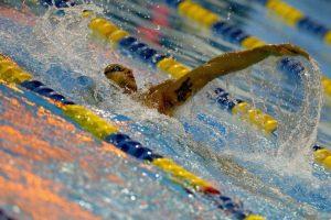 Las pulsaciones en la natación Foto:Getty Images. Imagen Por: