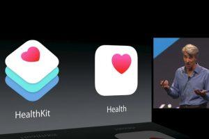 Apple presentó recientemente Health y HealthKit Foto:Apple. Imagen Por: