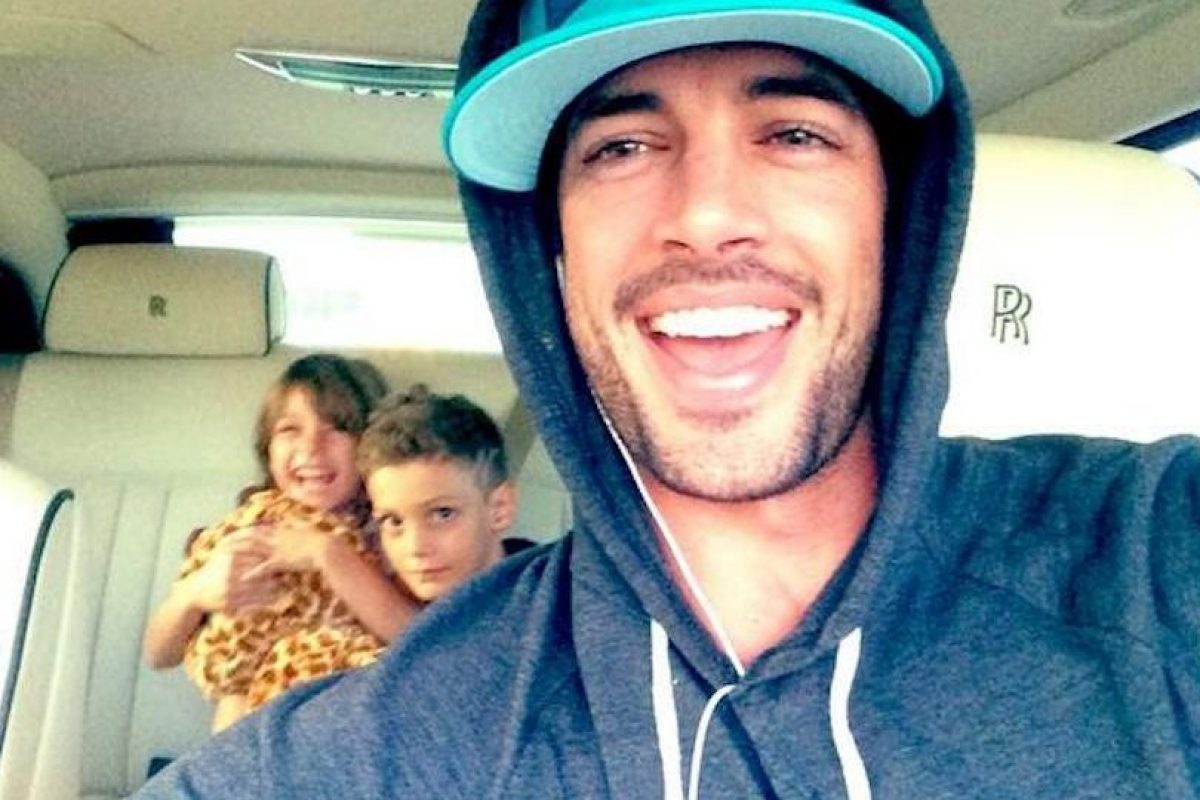 William Levy Foto: Twitter. Imagen Por: