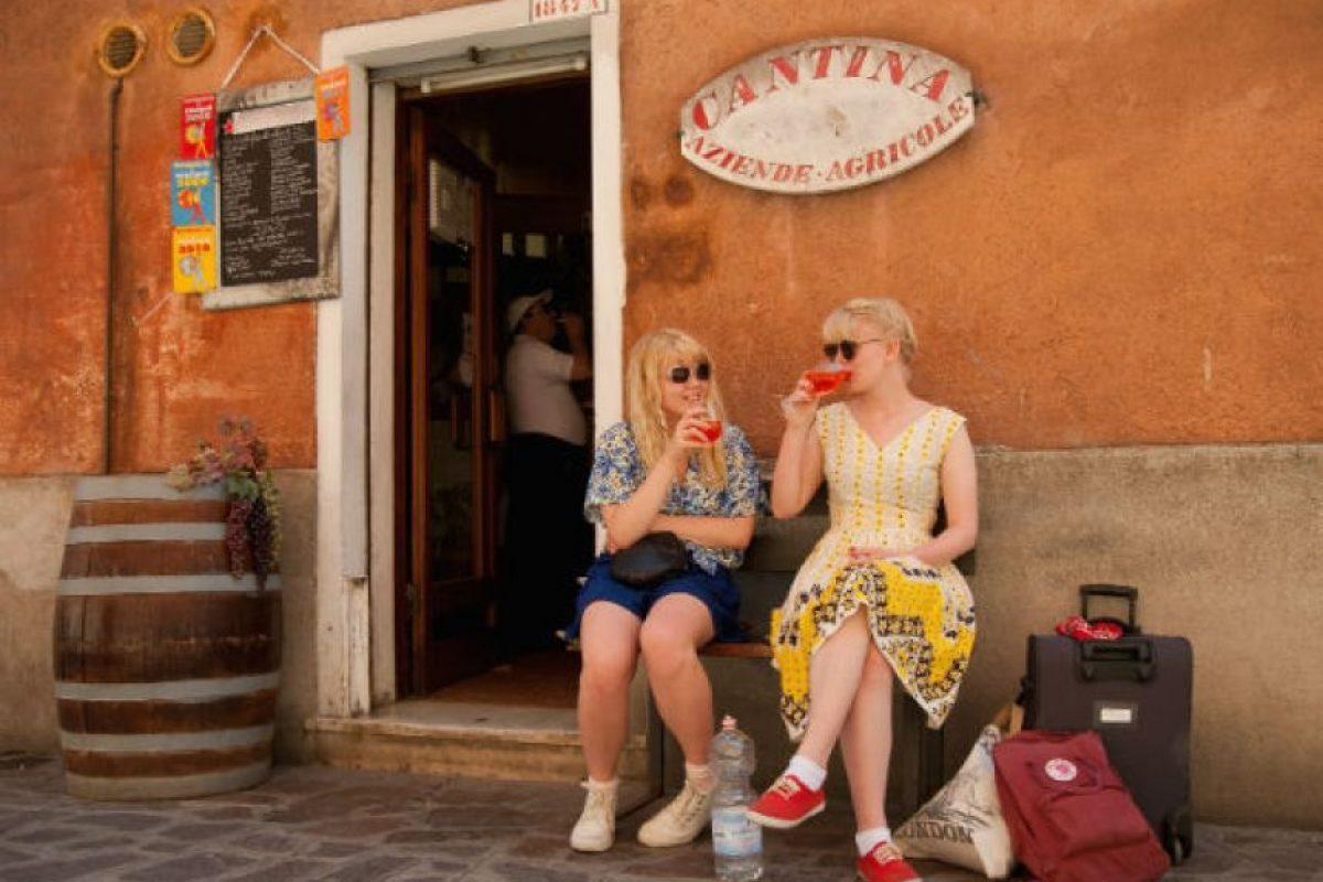 """""""Dépaysement"""" (francés) Es el sentimiento de estar en un país ajeno Foto:Getty Images. Imagen Por:"""