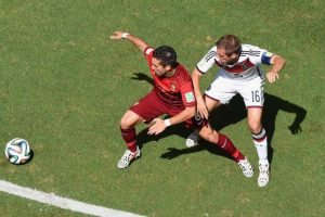 Alemania venció 4-0 a Portugal. Foto:Getty Images. Imagen Por:
