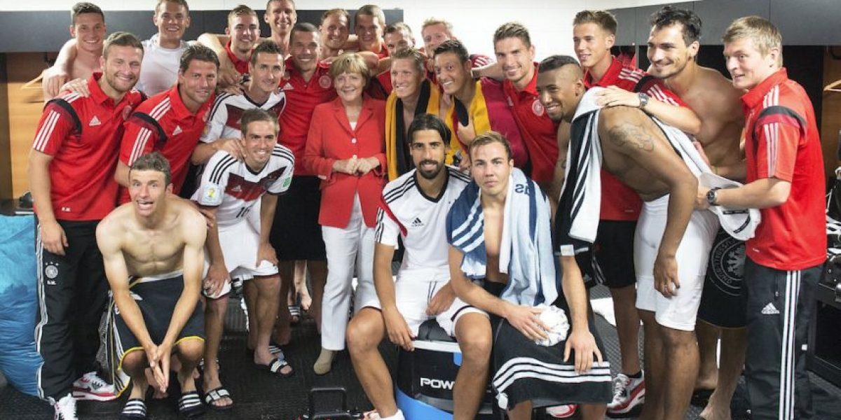 FOTOS: Conozcan a la política alemana que es fanática del fútbol