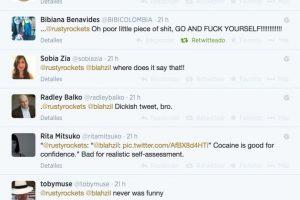 Los tuiteros colombianos reaccionaron mejor Foto:Twitter. Imagen Por: