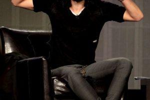 Y se confesó fan de James Rodríguez Foto:Getty. Imagen Por: