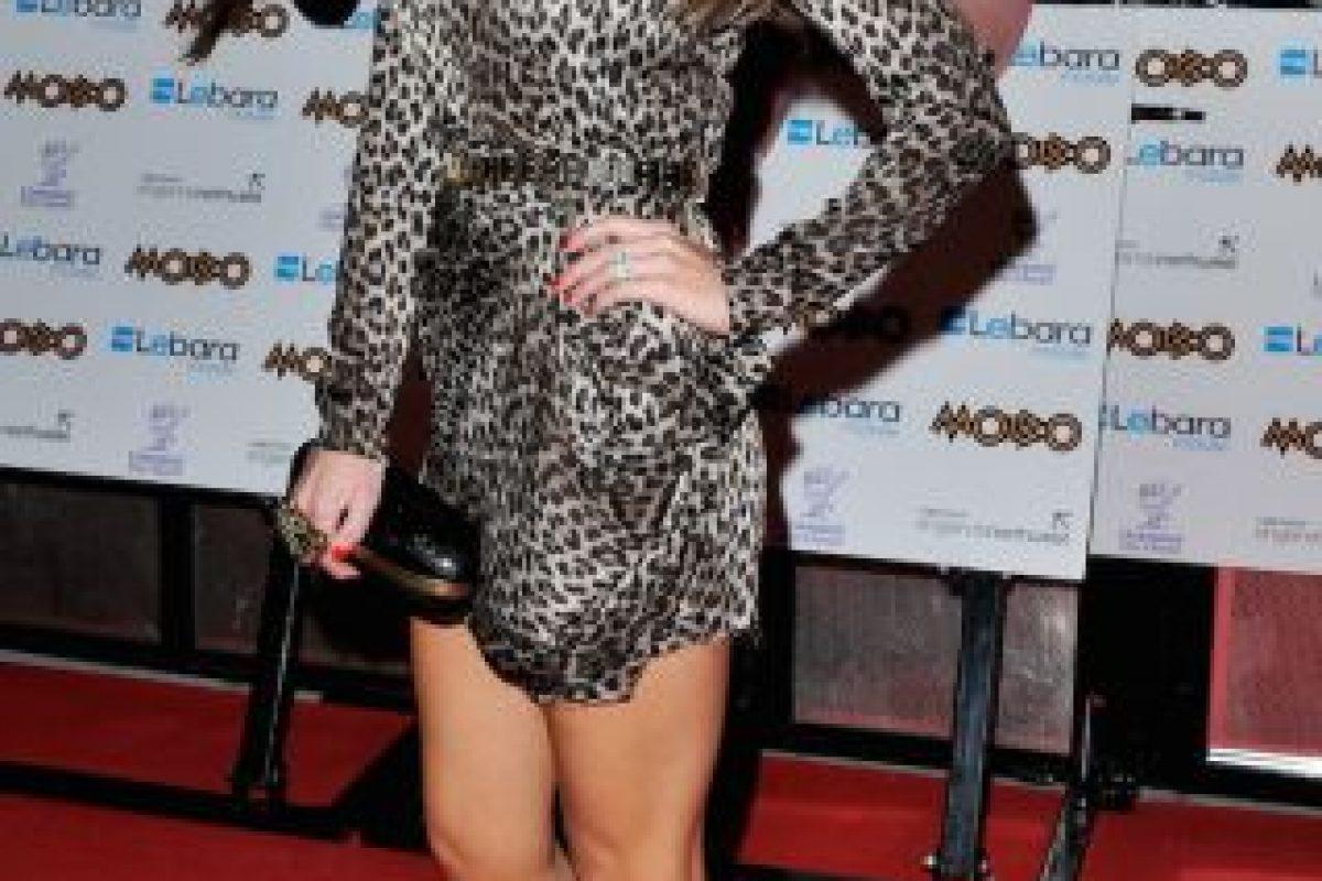 Alex Curran, esposa de Steven Gerrard. Esta modelo también es columnista de moda para el diario Daily Mirror. Foto:Getty. Imagen Por:
