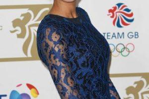 Christine Bleakley, pareja de Frank Lampard. La presentadora de televisión irlandesa se comprometió con el jugador en junio de 2011. Foto:Getty. Imagen Por: