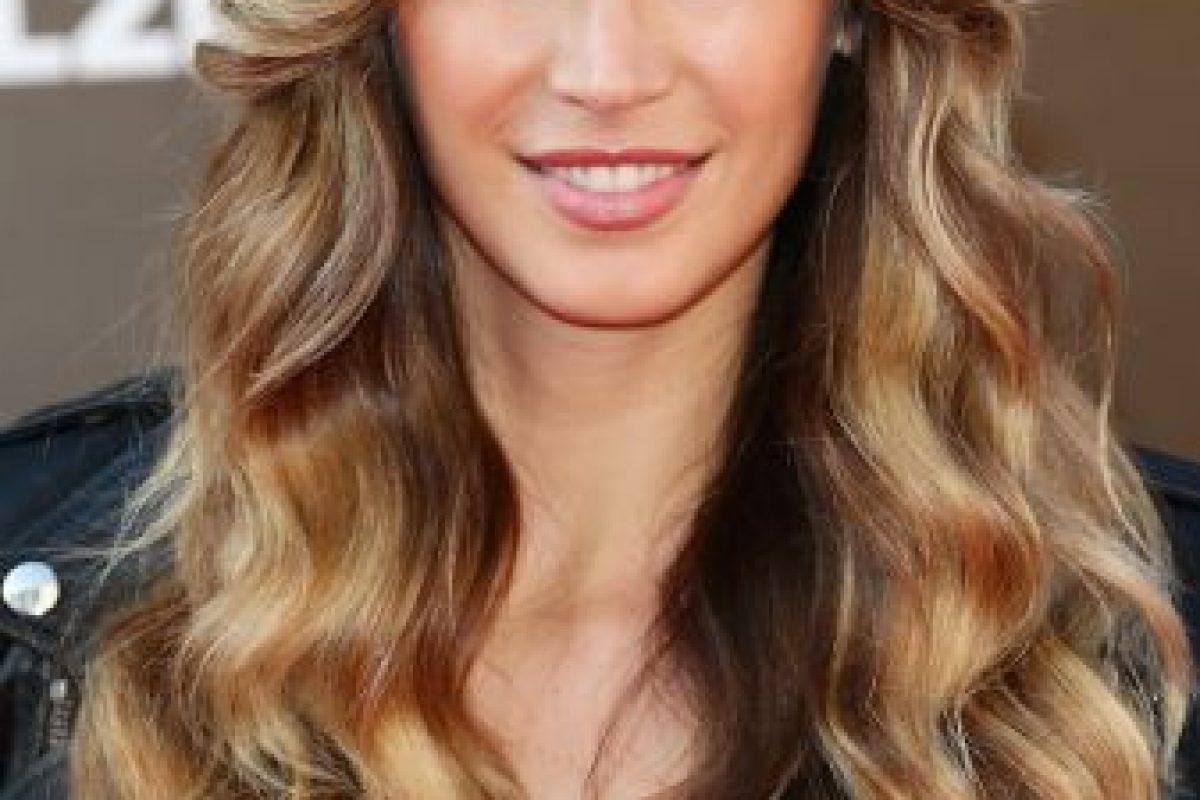 Melissa Satta, pareja de Kevin-Prince Boateng. La modelo italiana ha aparecido en Maxim y Sports Illustrated. Foto:Getty. Imagen Por: