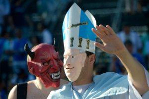 Desde el Papa Francisco… Foto:Getty Images. Imagen Por: