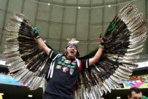 El águila del escudo mexicano… Foto:Getty Images. Imagen Por: