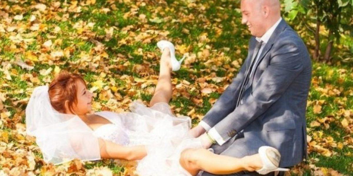 ¡WTF! Las más ridículas fotos de pareja