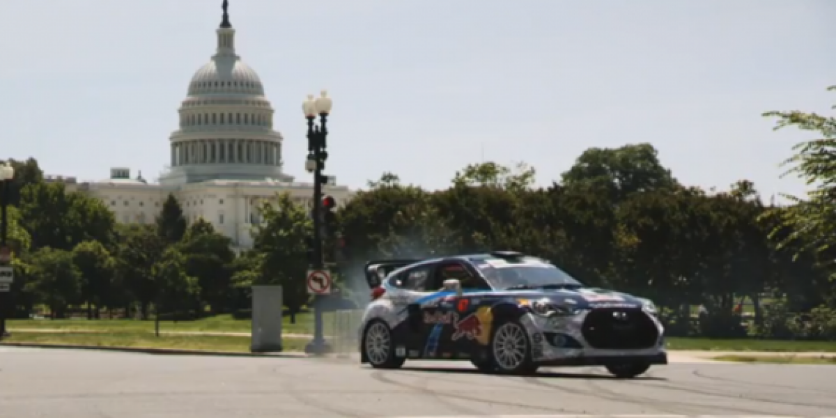 El Global RallyCross llega hasta USA