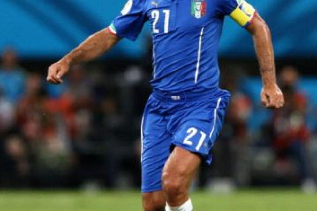 Italia: Andrea Pirlo Foto:Getty Images. Imagen Por: