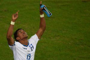 Carlo Costly, Honduras Foto:AFP. Imagen Por: