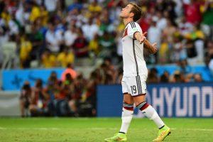 Mario Goetze, Alemania Foto:AFP. Imagen Por: