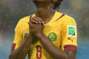 Benjamin Moukandjo, Camerún Foto:Getty Images. Imagen Por: