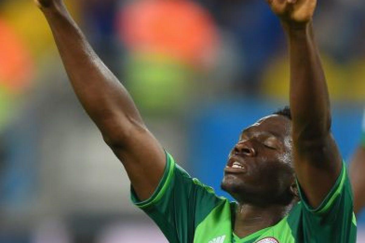 Kenneth Omeruo, Nigeria Foto:Getty Images. Imagen Por: