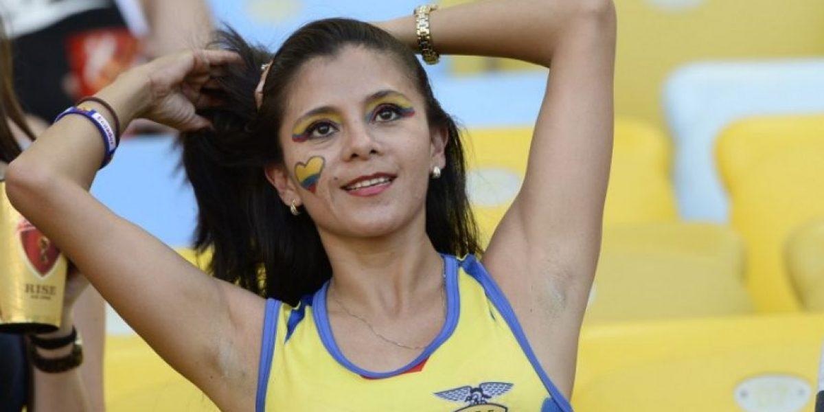 #Brasil2014: Las hinchas más hermosas del Ecuador vs. Francia