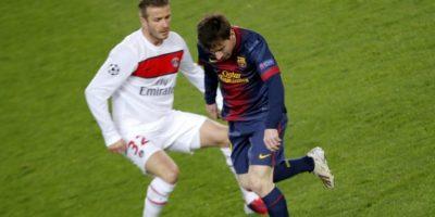 Beckham muestra su fanatismo por Messi y se inclina por un triunfo argentino en la final