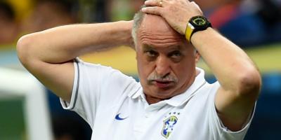 Luiz Felipe Scolari deja su futuro en manos de la CBF