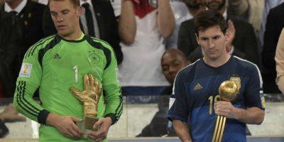 """Messi sufre: """"En estos momentos no me interesa el premio, no importa nada"""""""