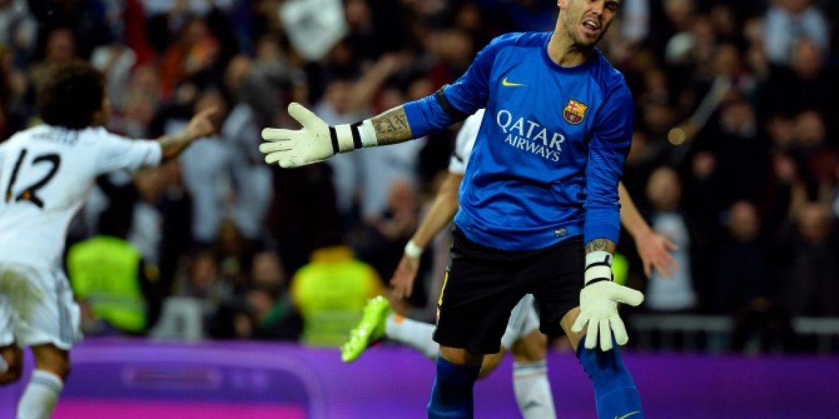 Víctor Valdés podría reunirse con Guardiola tras el