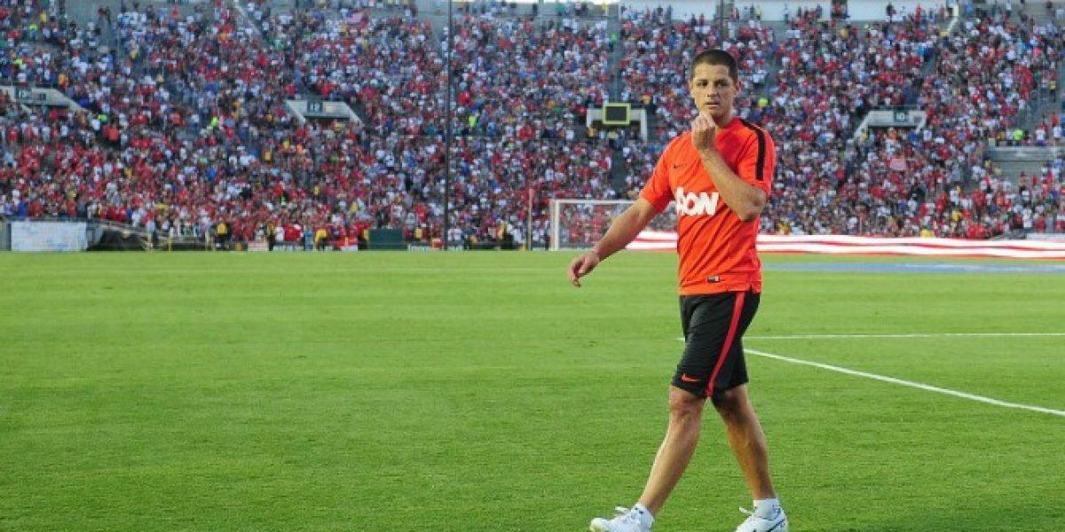 El trueque que llevaría a Chicharito Hernández a Inter de Milán