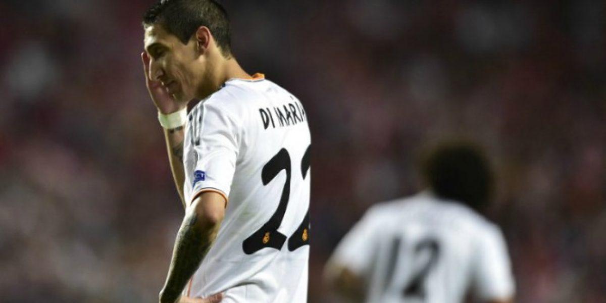 Di María se acerca al PSG y rompería récords en Real Madrid
