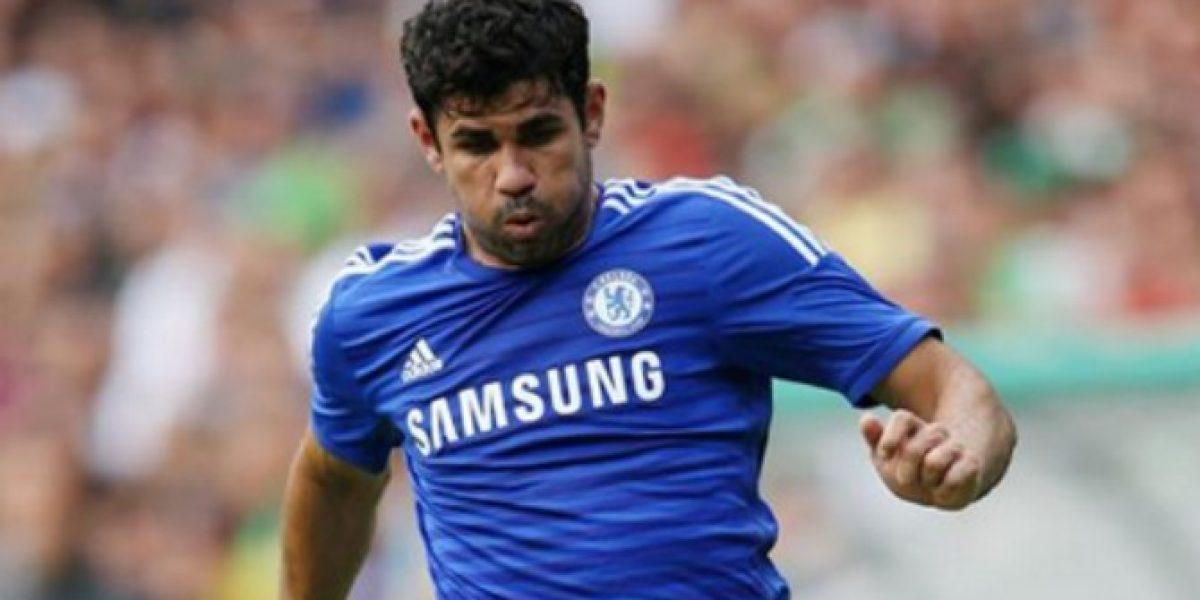 Video: ¡Golazo! así fue la primera conquista de Diego Costa en Chelsea