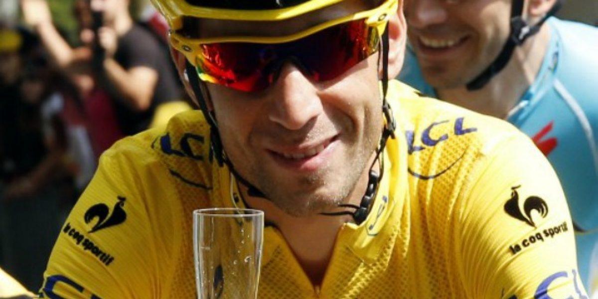 ¡Salud! Vincenzo Nibali es el nuevo campeón del Tour de Francia