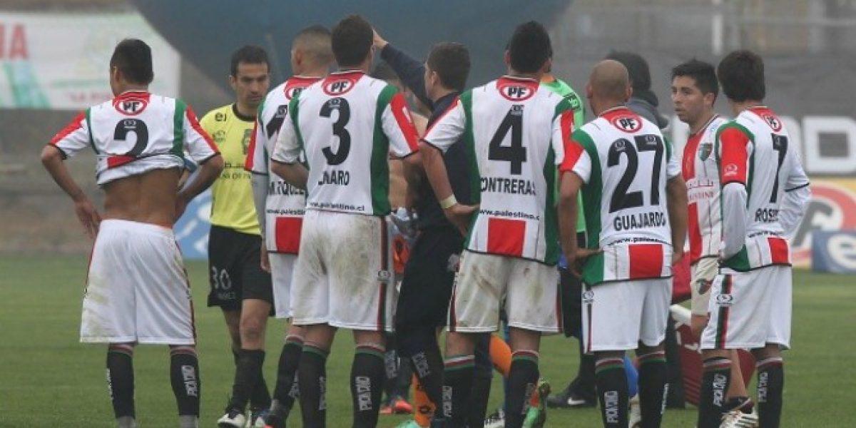 Palestino derrotó en la agonía a Cobresal y sumó su primera victoria del Apertura
