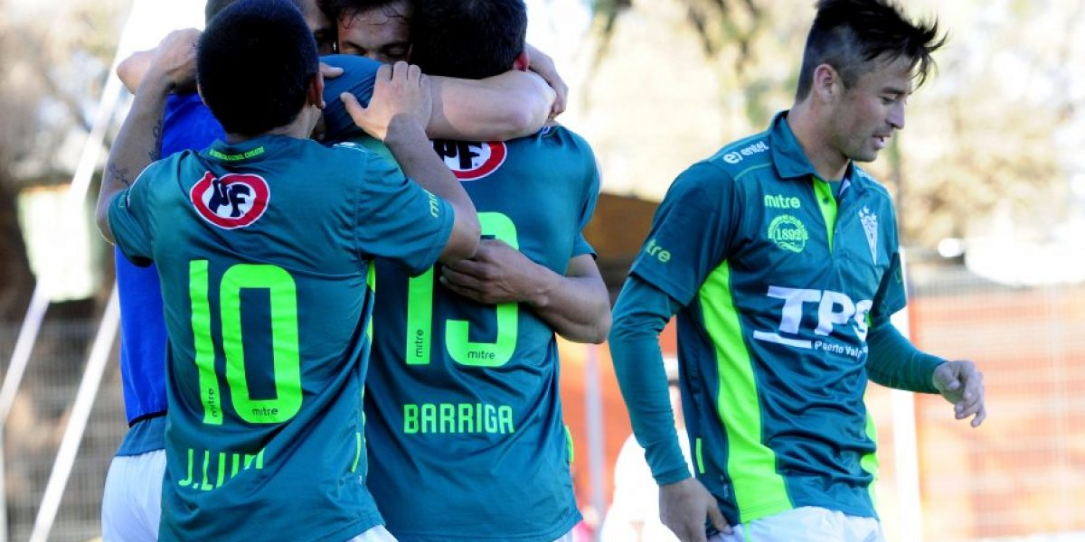 S. Wanderers sigue en racha y batió a Cobreloa bajo el talento de Jorge Luna