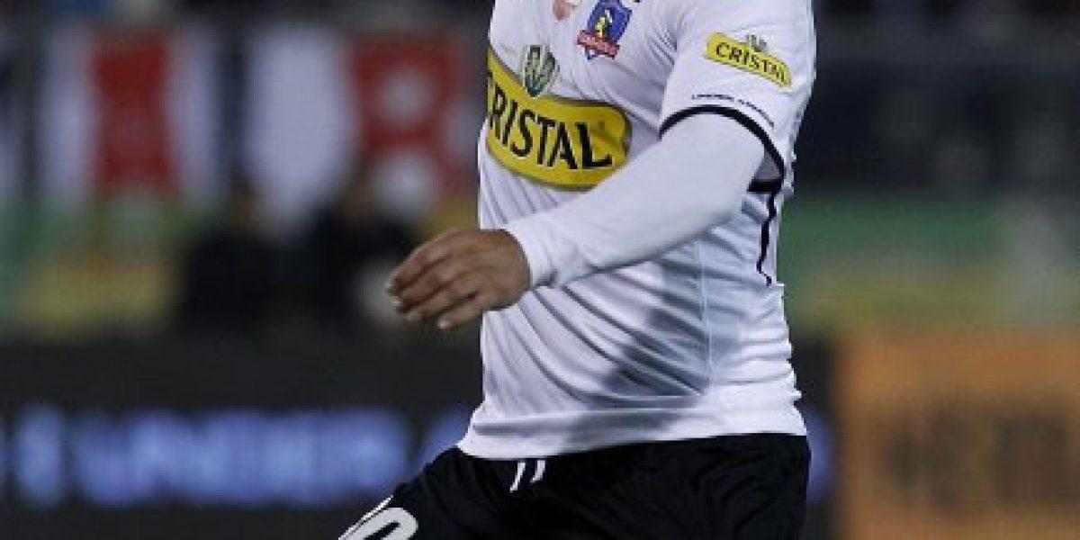 Colo Colo apareció en el Apertura de la mano de Paredes