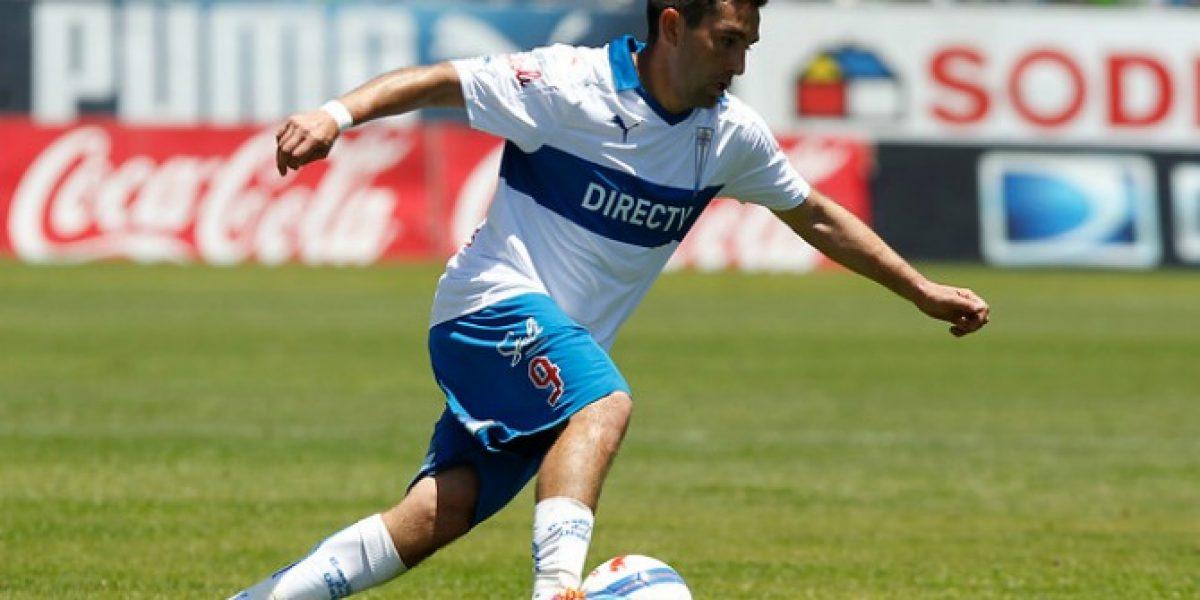 Ex jugador de Colo Colo podría volver al Monumental para reemplazar a Fuenzalida