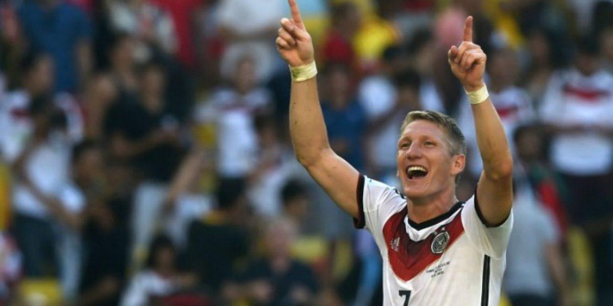 Schweinsteiger pide disculpas tras insultar al Dortmund en un video