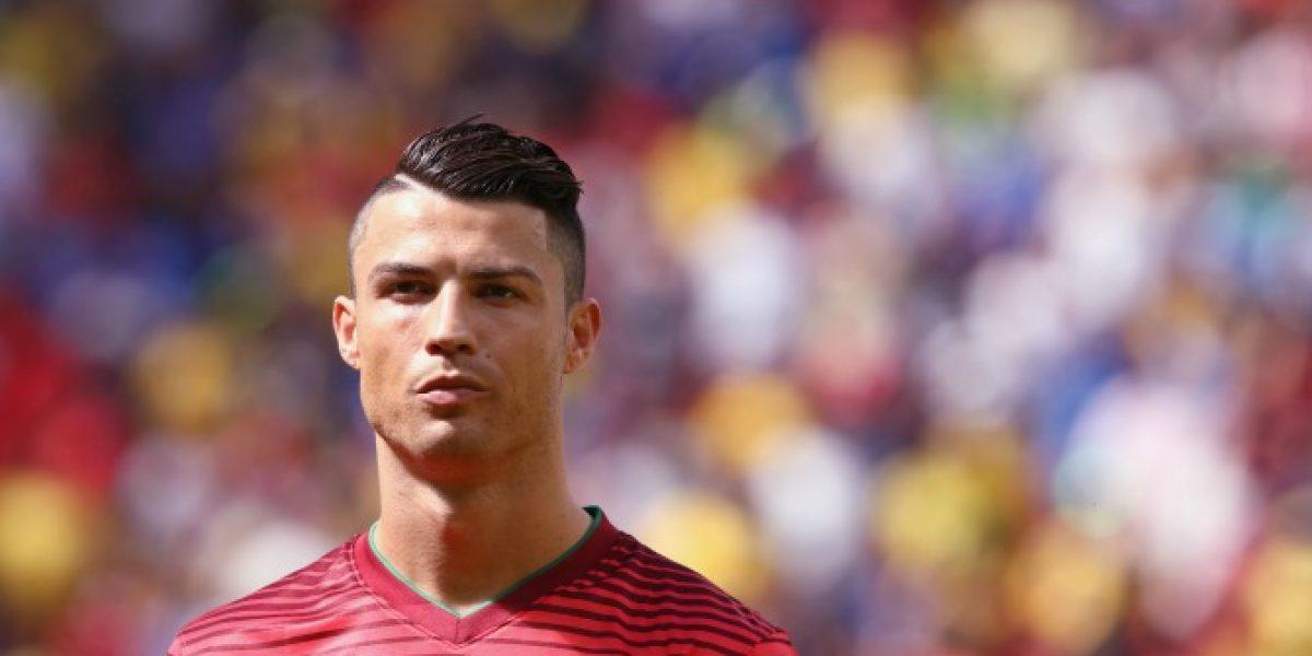 Cristiano Ronaldo iguala a Lionel Messi con tres Trofeos Goal 50 a mejor jugador