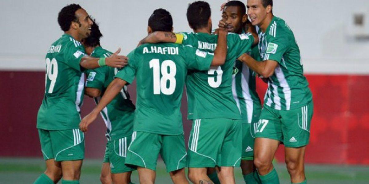 FIFA prohibe a un club marroquí llevar camiseta en apoyo a Palestina