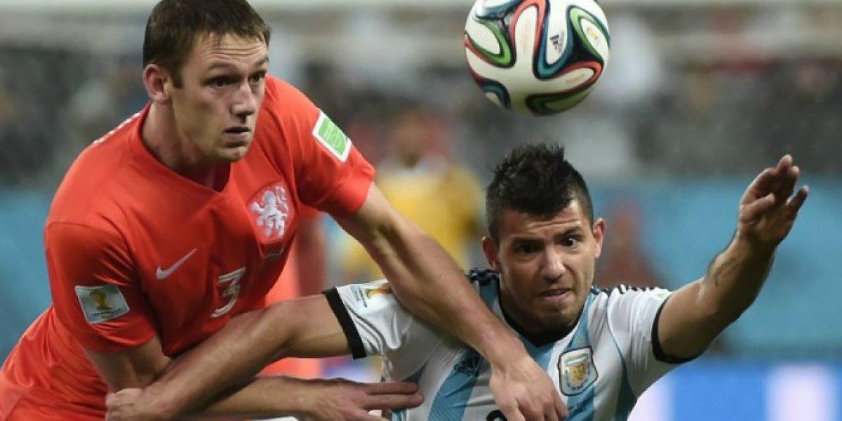 Lazio se queda con una de las grandes figuras de Holanda en Brasil 2014