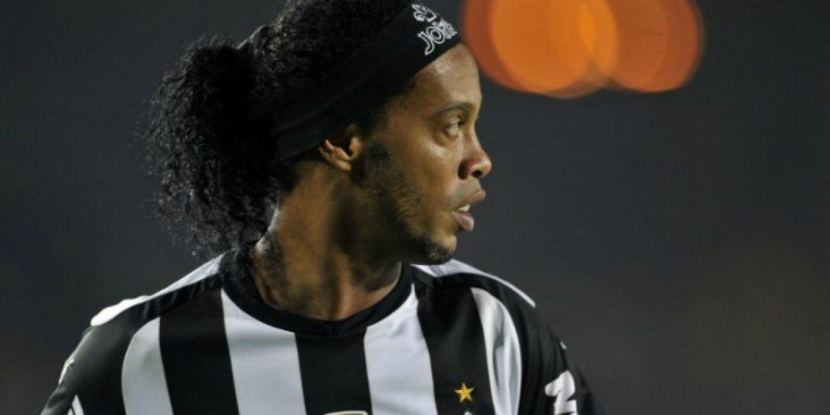 Se va: Ronaldinho Gaúcho acuerda su salida del Atlético Mineiro