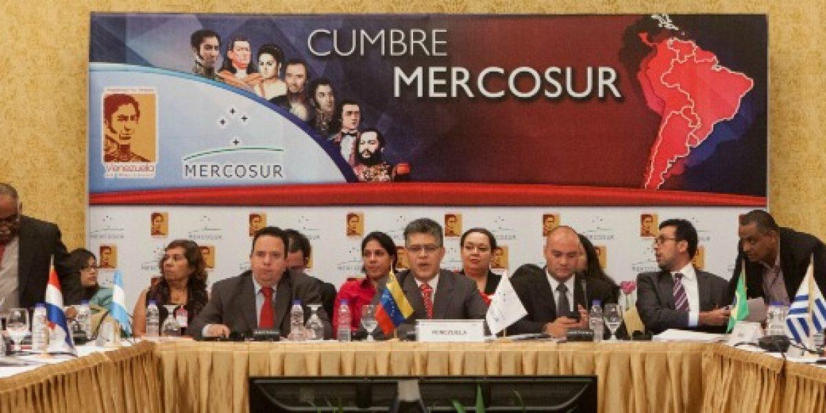 Mercosur es el cuarto socio comercial de Chile
