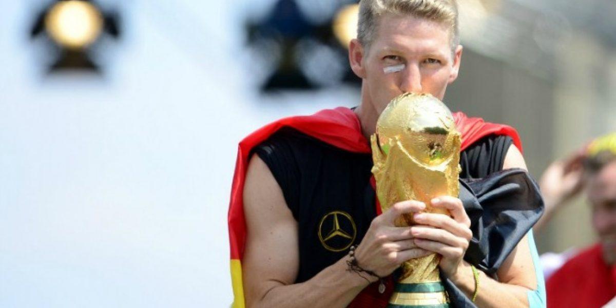 ¡Le respondieron!: La notable respuesta del Borussia Dortmund a Schweinsteiger