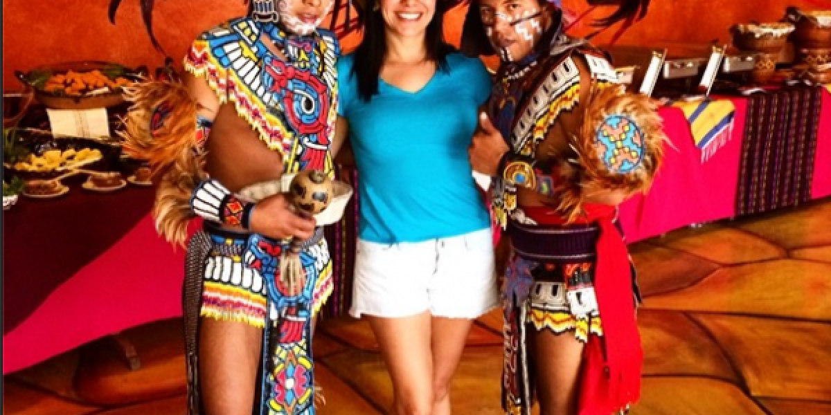 Carmen Gloria Arroyo se fue a trabajar a México