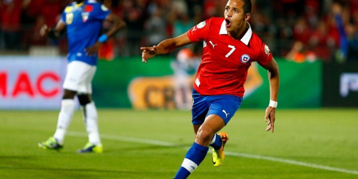 Fox Sports transmitirá la ruta de la Roja hacia Rusia 2018