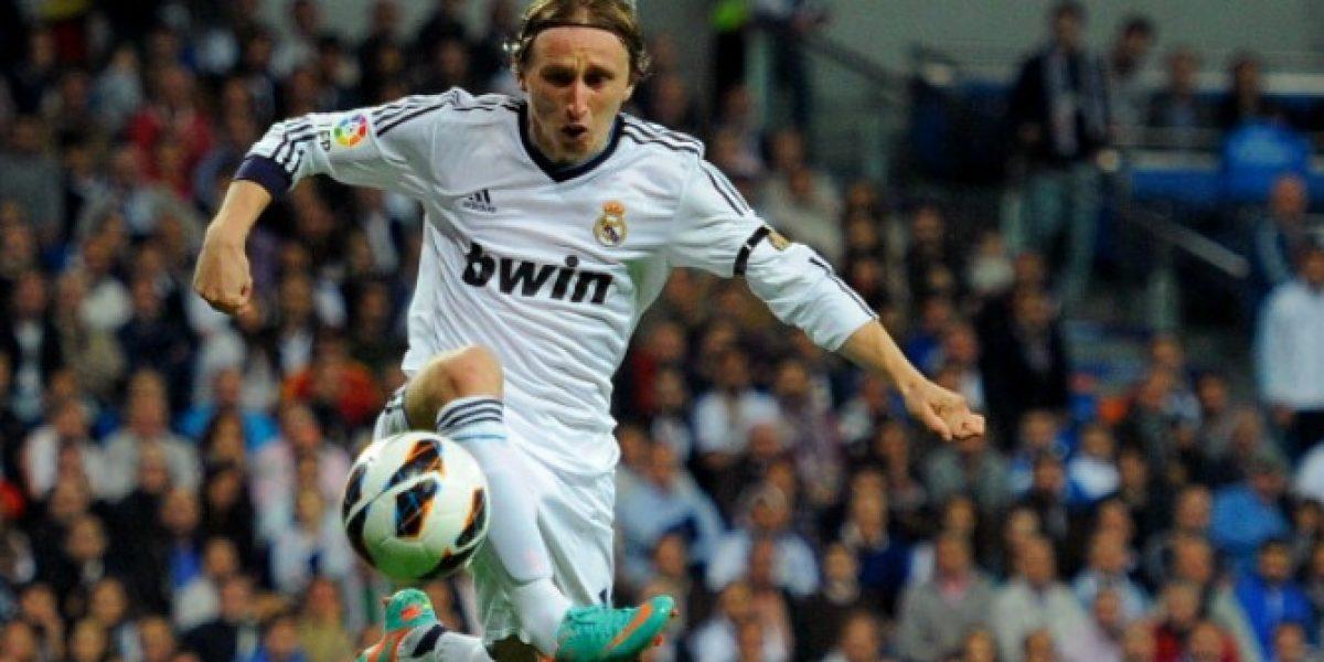 ¿Y Vidal? Manchester United ahora quiere reforzarse con Luka Modric