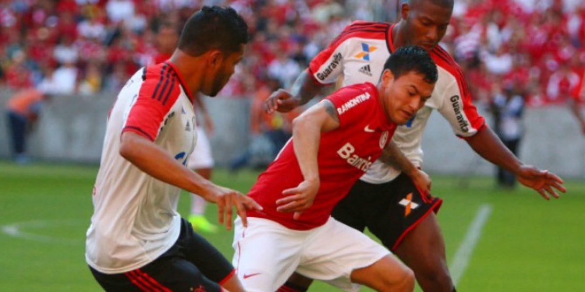 Charles Aránguiz tendría una jugosa oferta para partir al fútbol español