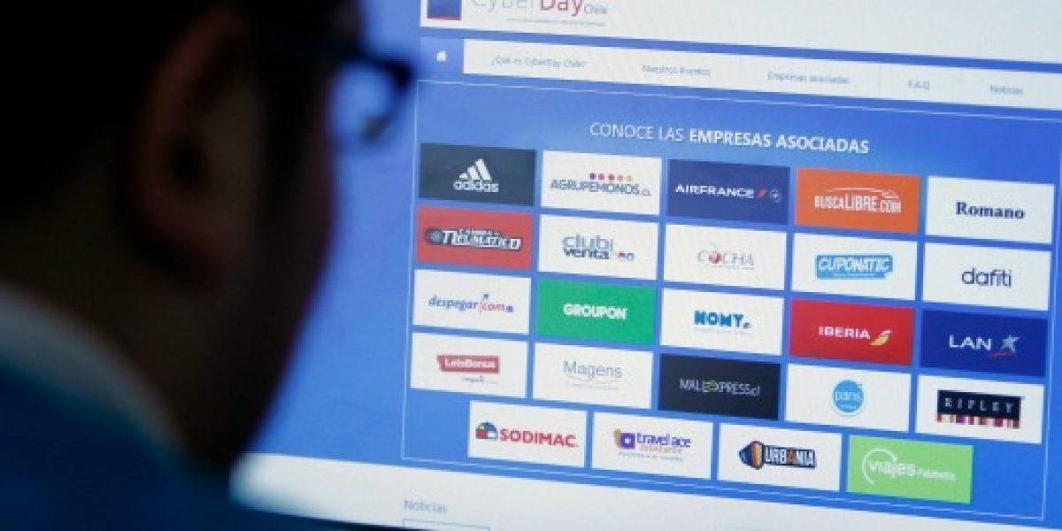 Primer reporte del CyberDay chileno: empresa triplica las visitas en sitio