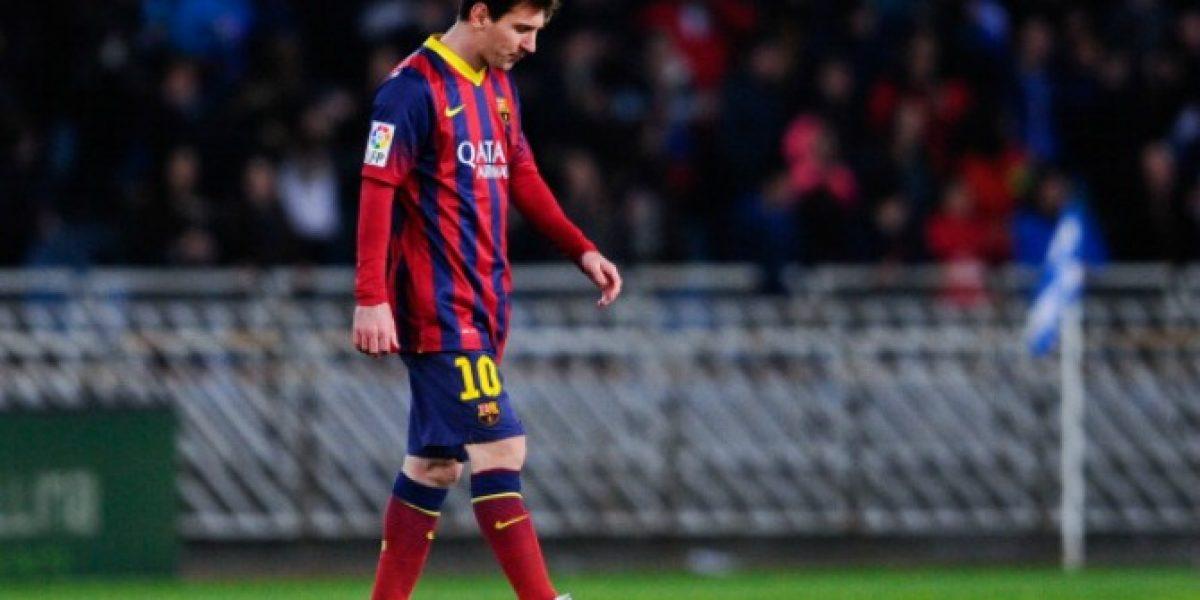 Barcelona no cree que Messi deje el club por sus problemas fiscales