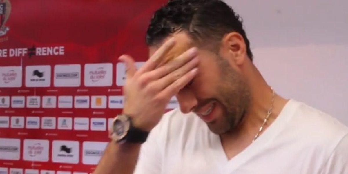 ¡El Arsenal lo espera! David Ospina se despidió entre lágrimas de su ex club