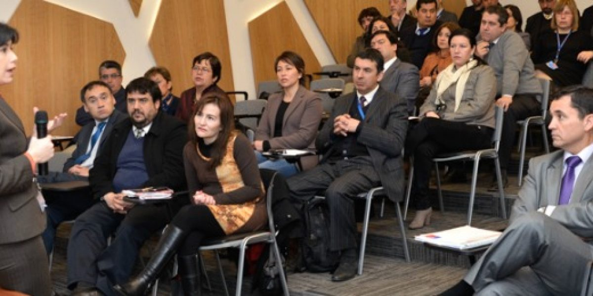 Ministra Blanco le explicó a seremis cómo se llevará a cabo la reforma laboral